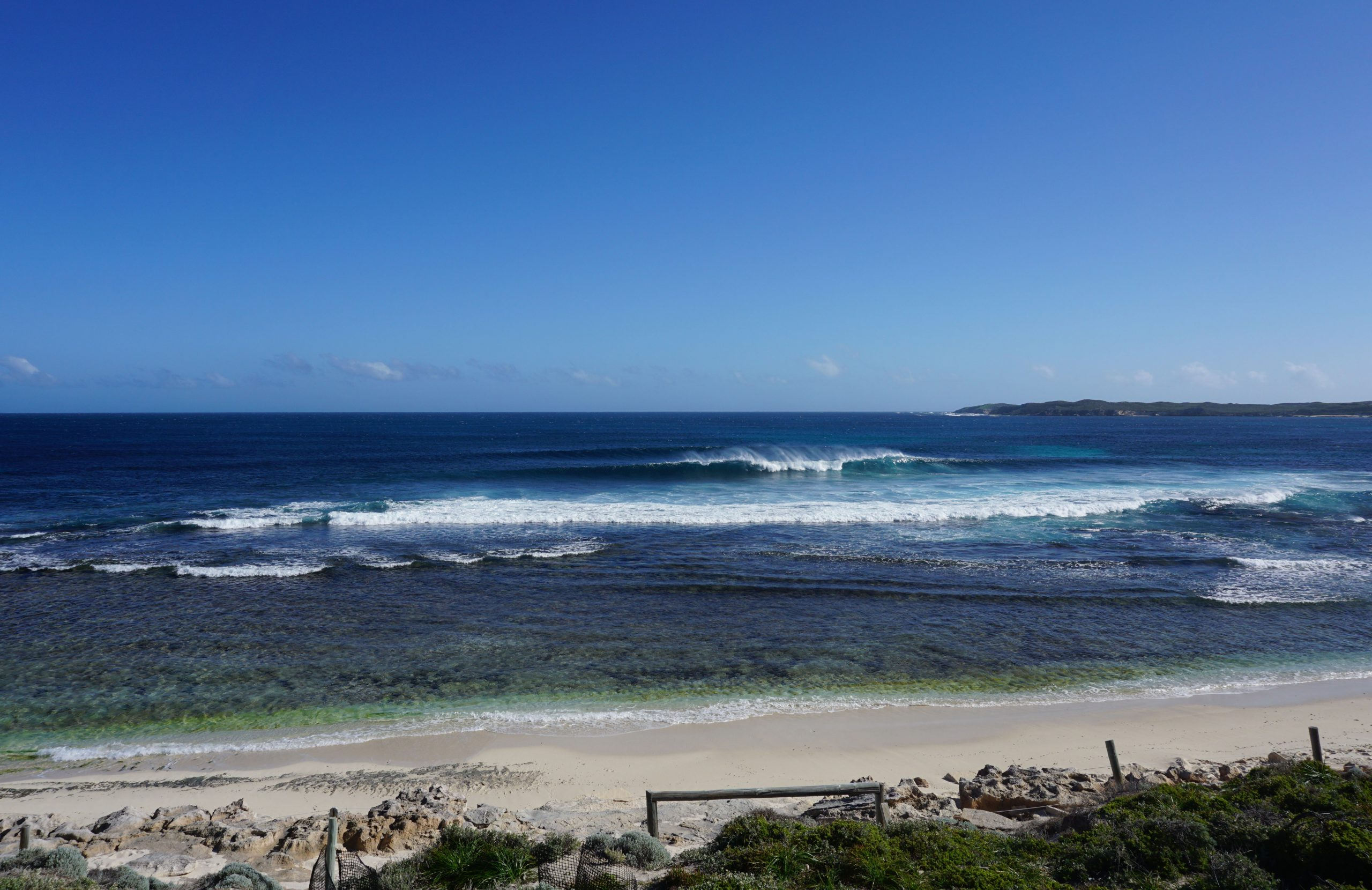 Strickland bay surfspot AU